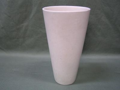 """Mid Century Pottery Sweden Vase Signed GN  Tall 9."""""""