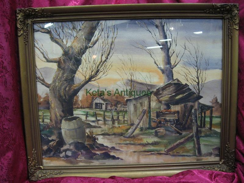 Oil Paintings Keta S Antiques