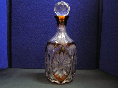 Decanter Cutglass