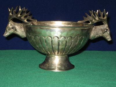Hammered Bowl